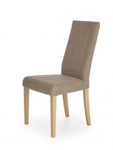 Jedálenská stolička Diego hnedá - II. akosť
