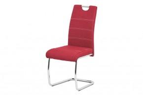 Jedálenská stolička Grove červená
