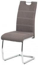 Jedálenská stolička Grove hnedá