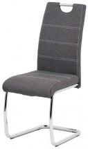 Jedálenská stolička Grove sivá