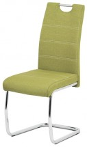 Jedálenská stolička Grove zelená