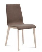 Jedálenská stolička Jude-l (svetlohnedá) - II. akosť