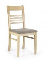 Jedálenská stolička Juliusz béžová, dub