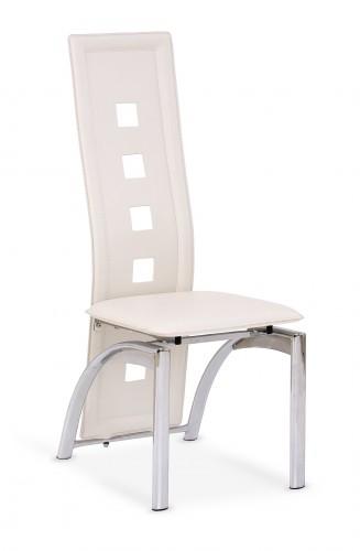 Jedálenská stolička K4 krémová - II.