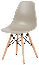 Jedálenská stolička Mila latté