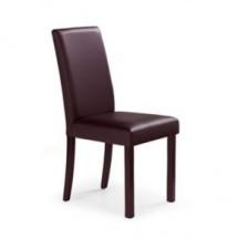 Jedálenská stolička Nikko hnedá