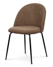 Jedálenská stolička Prudence (hnedá)