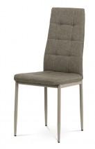 Jedálenská stolička Rombo (sivá)