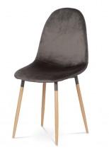 Jedálenská stolička Tichuana (sivá)