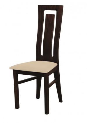 Jedálenské stoličky Andre II - Jedálenská stolička (wenge/madryt 111)