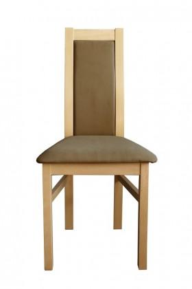 Jedálenské stoličky Jedálenská stolička Agáta, sonoma, šedohnedá