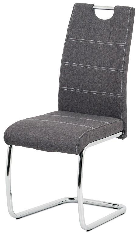 Jedálenské stoličky Jedálenská stolička Grove sivá