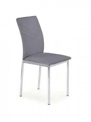 Jedálenské stoličky Jedálenská stolička K137 (sivá)