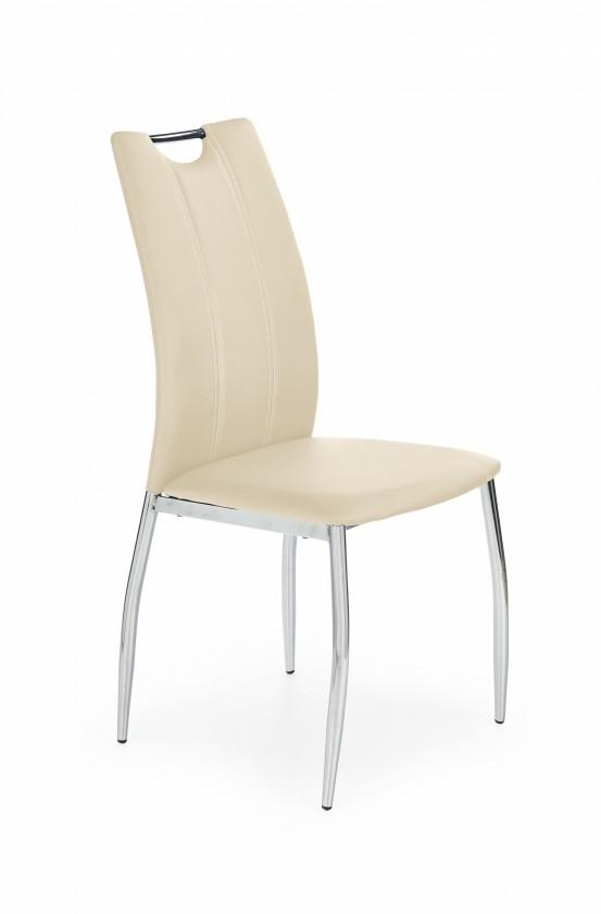 Jedálenské stoličky Jedálenská stolička K187 béžová