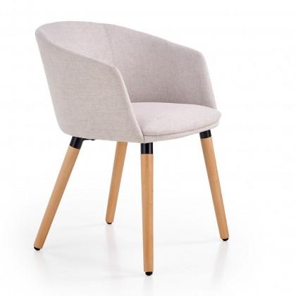 Jedálenské stoličky Jedálenská stolička K266 béžová
