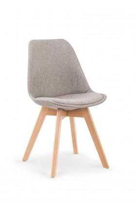 Jedálenské stoličky Jedálenská stolička K303 šedá