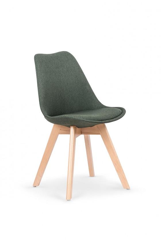 Jedálenské stoličky Jedálenská stolička K303 zelená