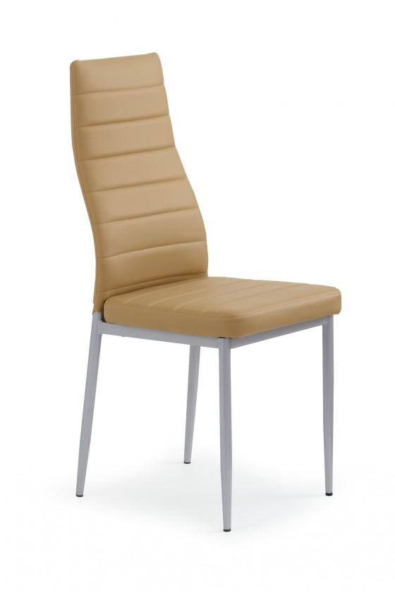 Jedálenské stoličky Jedálenská stolička K70 hnedá