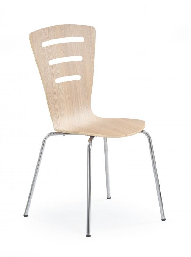 Jedálenské stoličky Jedálenská stolička K83 (dub sonoma)
