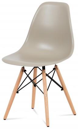 Jedálenské stoličky Jedálenská stolička Mila latté