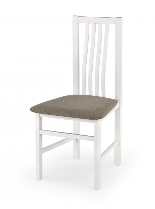 Jedálenské stoličky Jedálenská stolička Pawel hnedá, biela