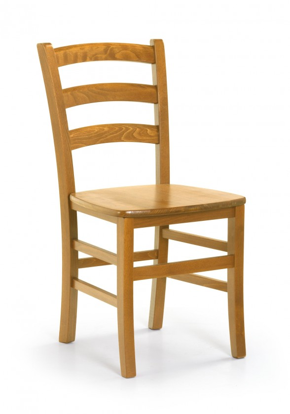 Jedálenské stoličky Jedálenská stolička Rafo jelša