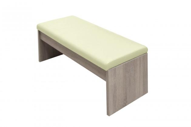 Jedálenské stoličky Jedálenská taburetka Elinor (dub bardolino, béžová)