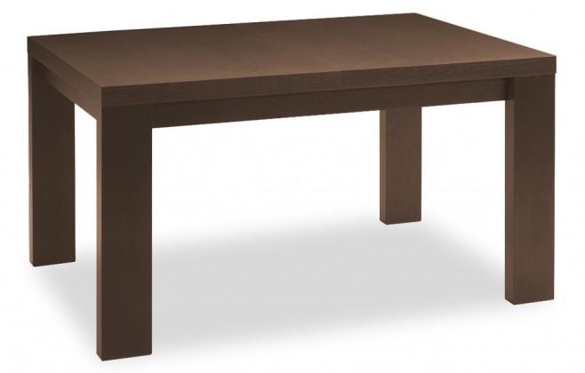 Jedálenský stôl Bergen (dekor čokoládový jasan)