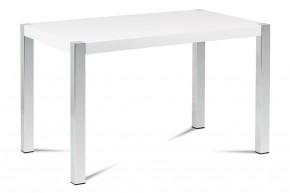 Jedálenský stôl Chiper biela