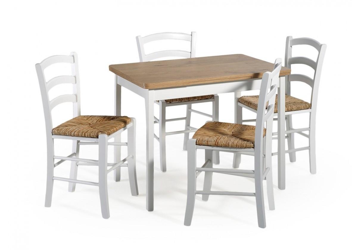 Jedálenský stôl Colt (divoký dub)