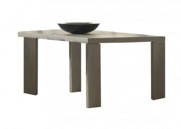 Jedálenský stôl Cova-C073(dub sivý)