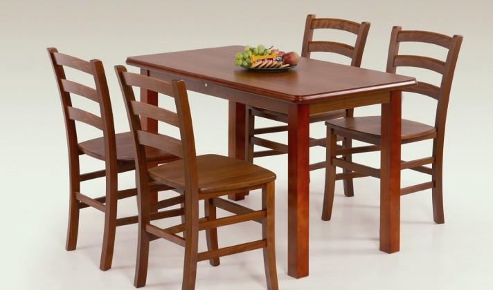 Jedálenský stôl Dinner 115 (třešeň)