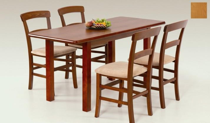 Jedálenský stôl Dinner 120/158 (olše)