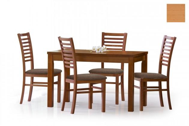 Jedálenský stôl Ernest  120/160 (jelša)