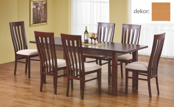 Jedálenský stôl Ernest 160/200 cm (jelša)