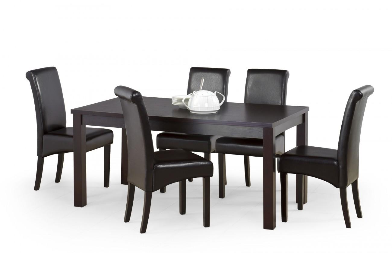Jedálenský stôl Ernest 2 (wenge)