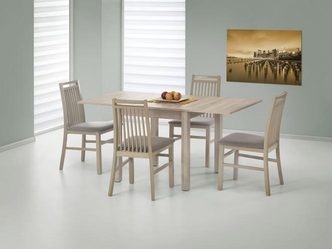Jedálenský stôl Gracjan rozkladací (dub sonoma)