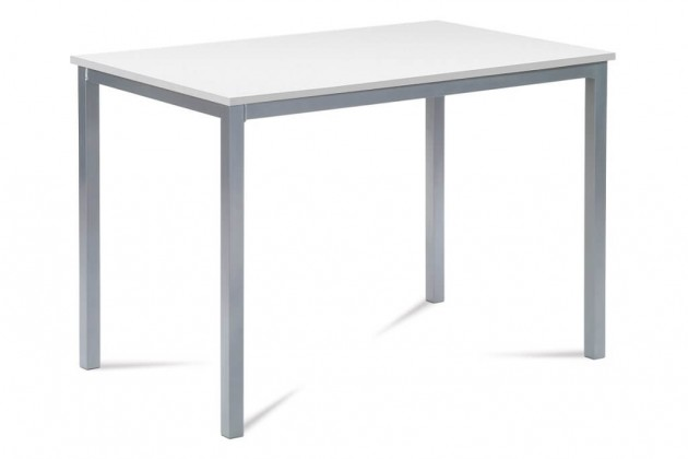 Jedálenský stôl Jedálenský stôl Ciblo (biela, sivá)