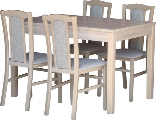 Jedálenský stôl Jedálenský stôl Hubert-80120 (dub noma)