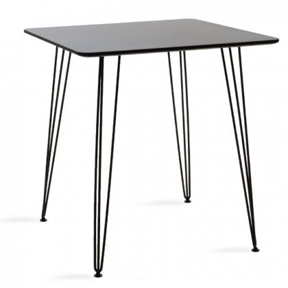 Jedálenský stôl Jedálenský stôl Jans (čierna)