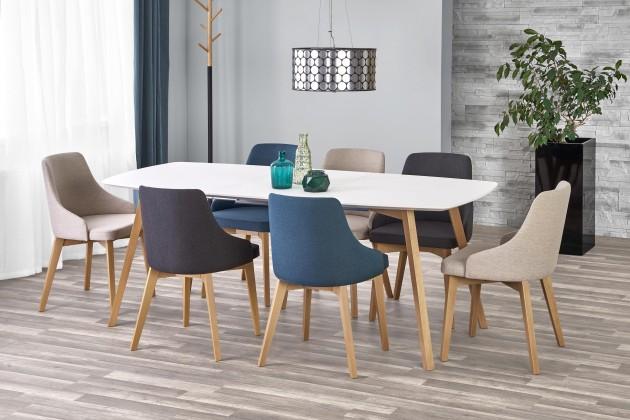 Jedálenský stôl Jedálenský stôl Kajetan - rozkladací (150/200x76x85)