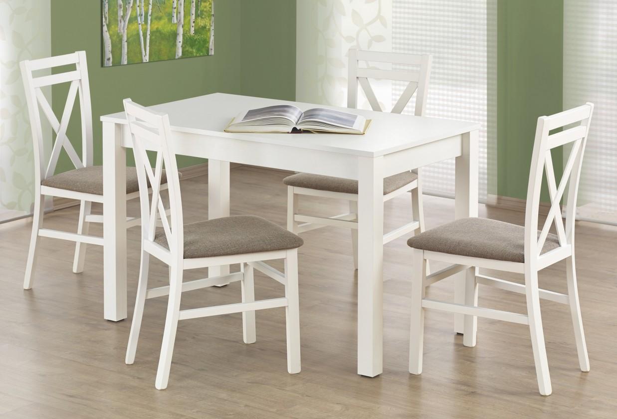 Jedálenský stôl Jedálenský stôl Ksawery (biela)