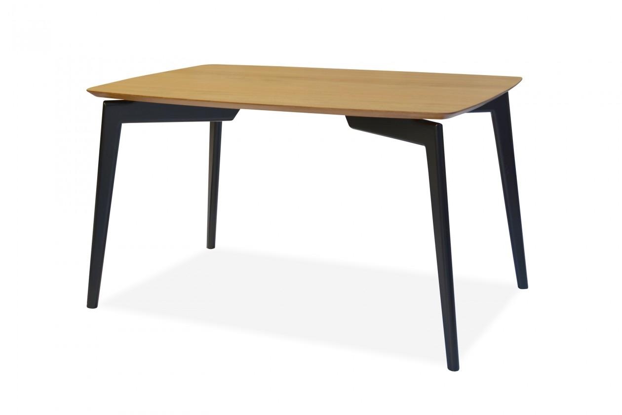Jedálenský stôl Jedálenský stôl Ronin (buk, čierna)