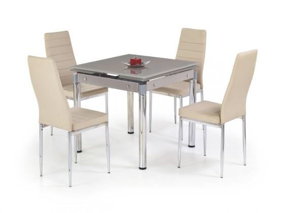 Jedálenský stôl Kent (béžová)