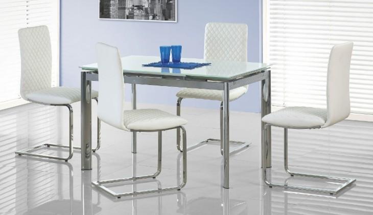 Jedálenský stôl Lambert (bielá)