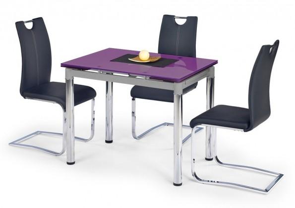 Jedálenský stôl Logan 2 (fialová)