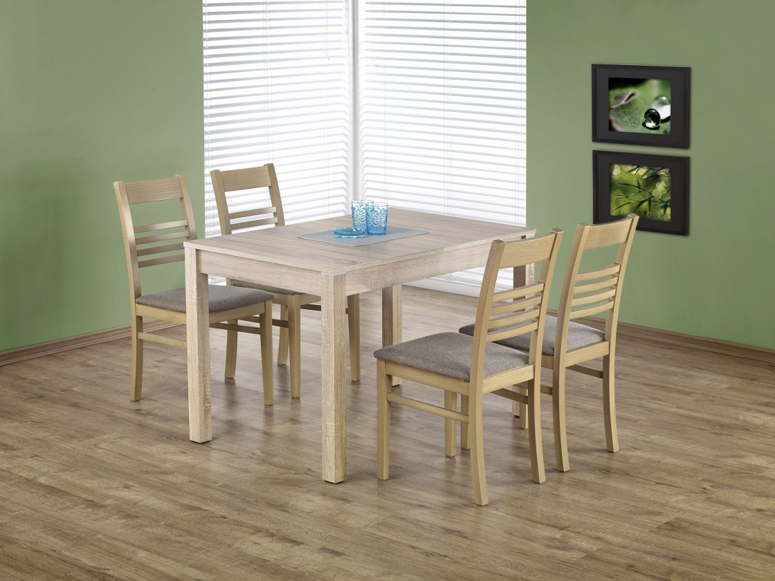 Jedálenský stôl Maurycy (dub sonoma)