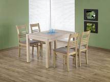 Jedálenský stôl Maurycy rozkladací (dub sonoma)