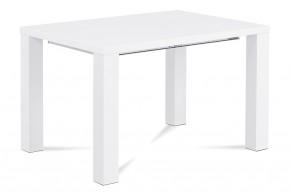 Jedálenský stôl Olaf rozkladací biela