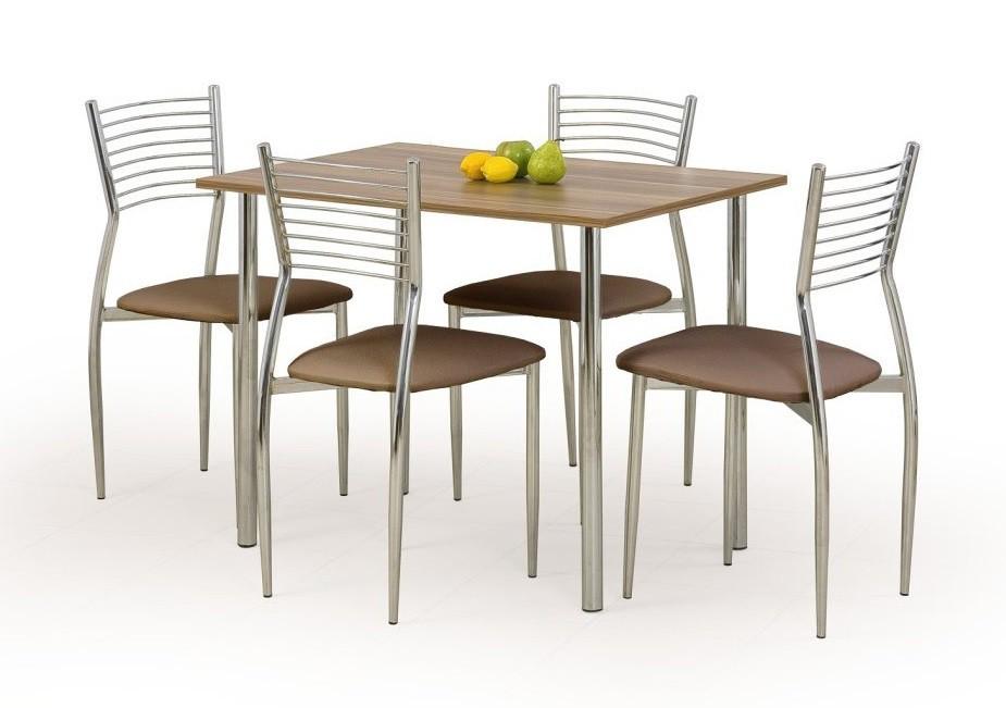 Jedálenský stôl S14 (ořech)
